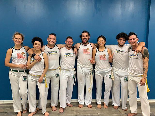 Thursday Night Capoeira Class was on 🔥🔥🔥 #capoeira #capoeirabrasil #mestrepaulinhosabia #capoeiracorderosa #palmsprings #palmdesert #indio #laquinta