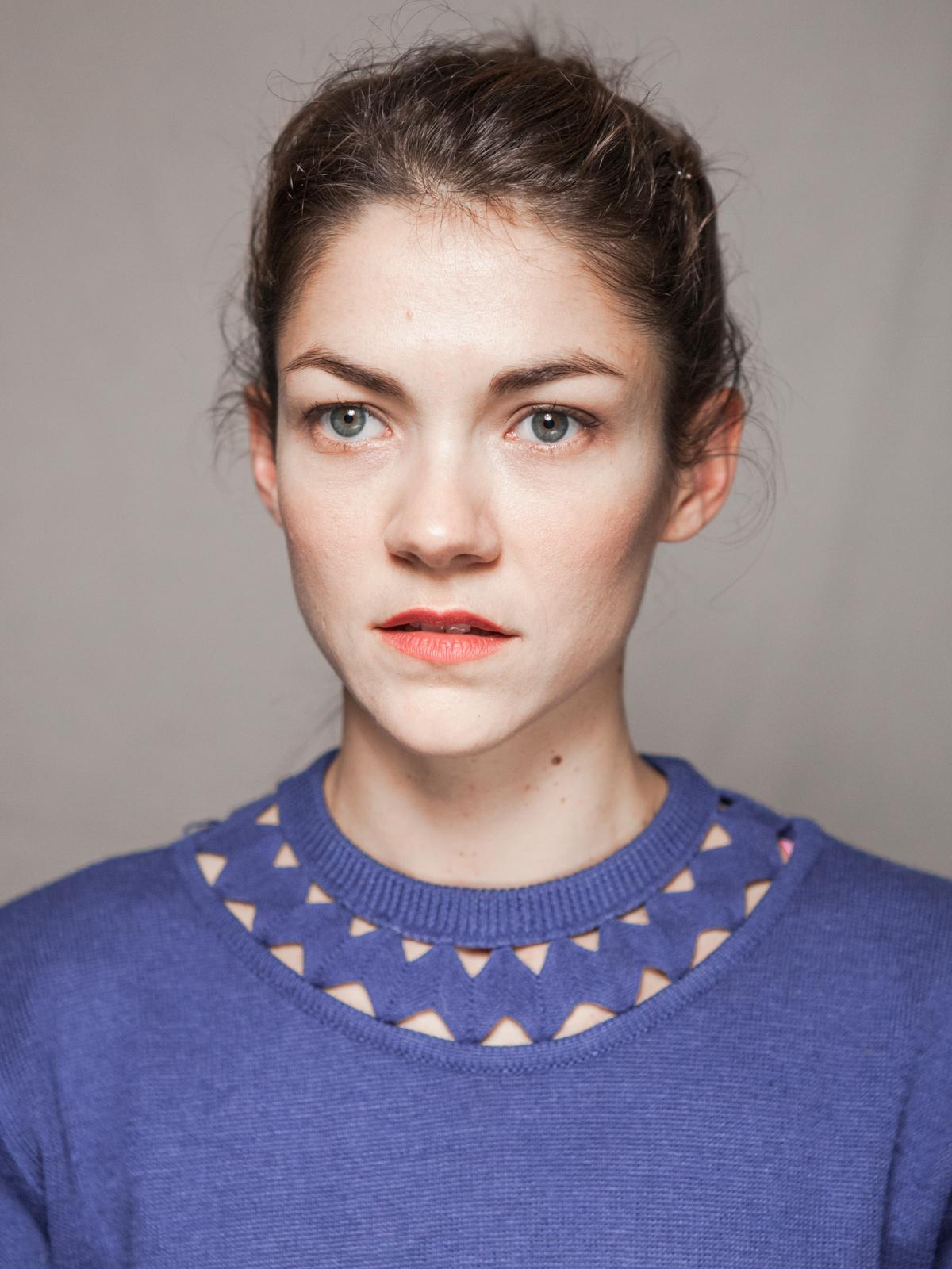 Olivia Ross, actor - Headshot/Studio photography