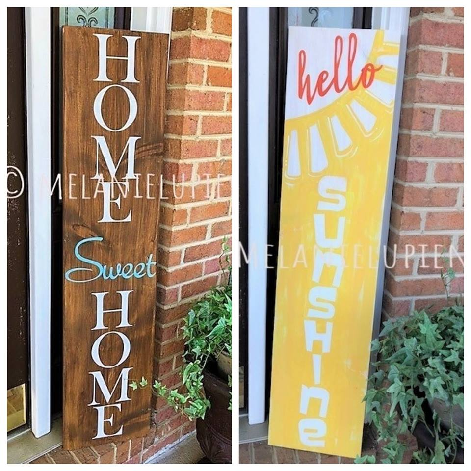 4ft Hello Sunshine Sign $55