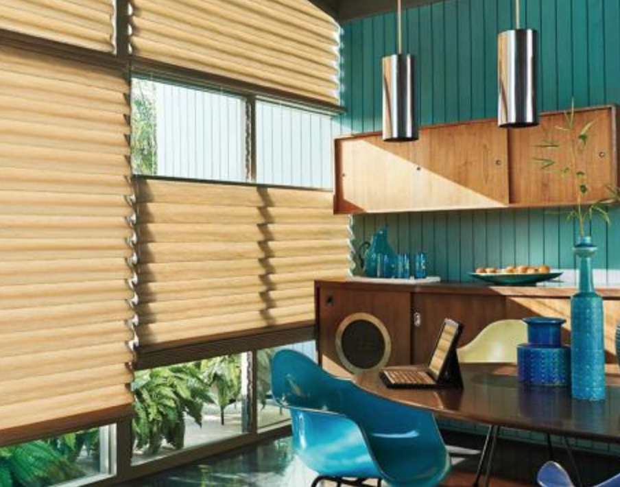 get inspired - window treatments