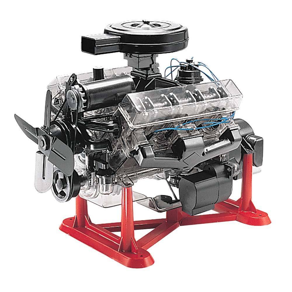 4.Revell model engine Visible V-8 Engine RMXS8883.jpg