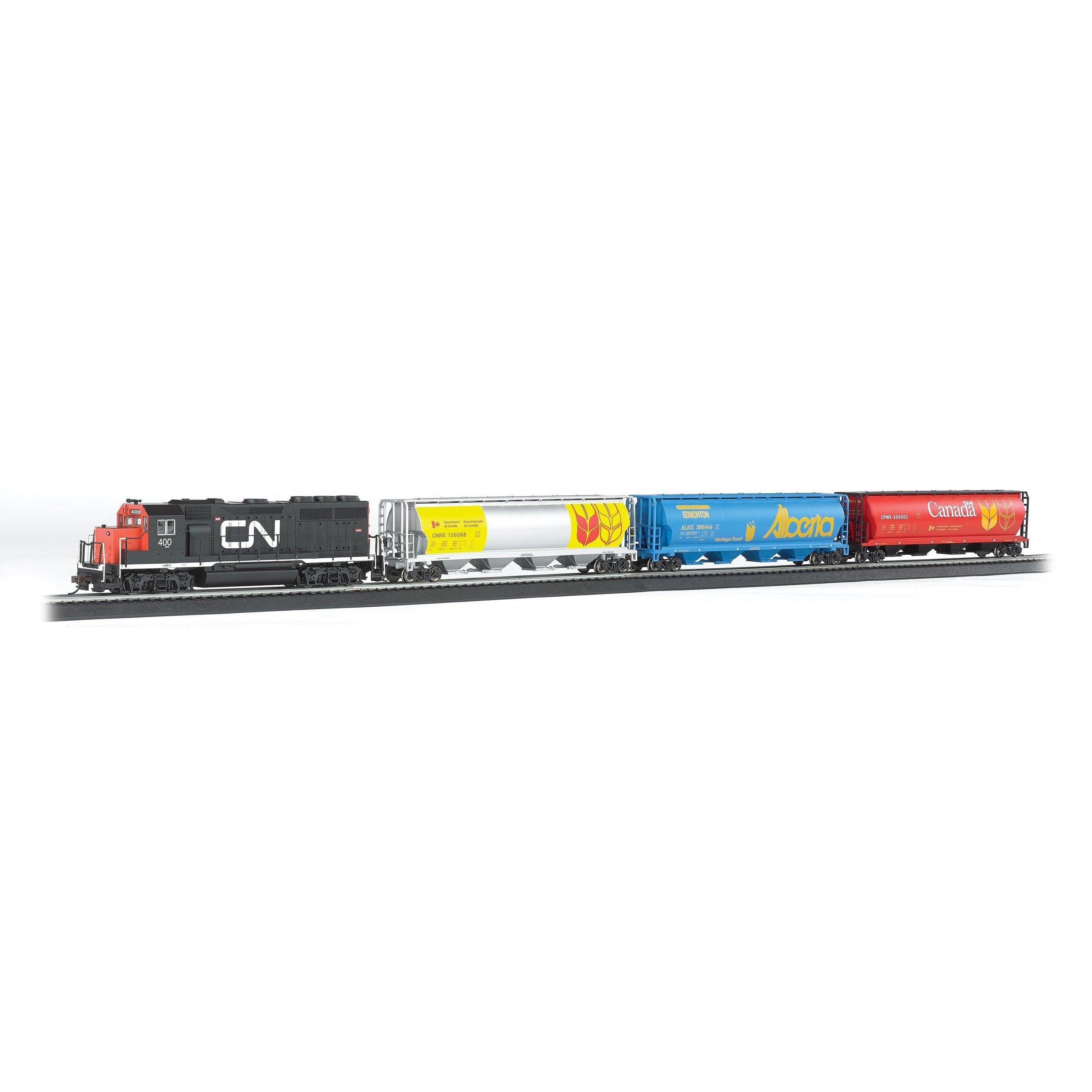 6. Bachmann Harvest Express Train Set.jpg