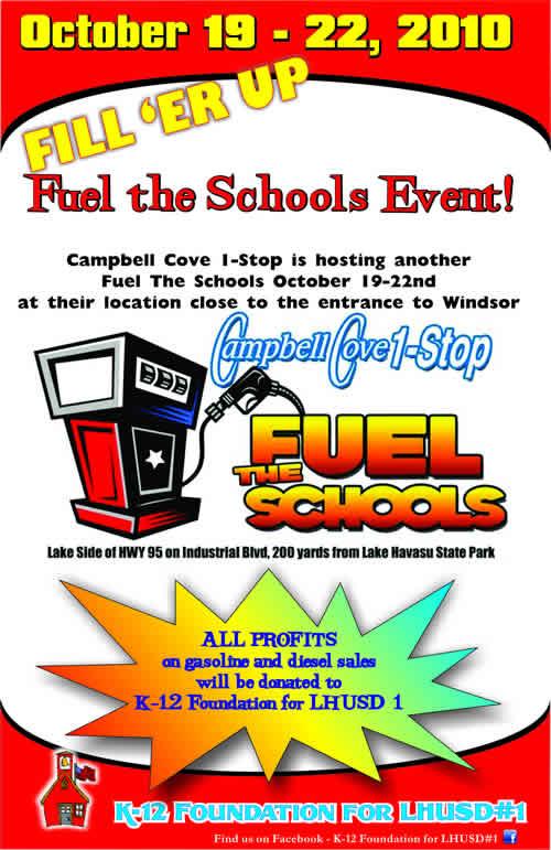 Fuel the Schools 2010