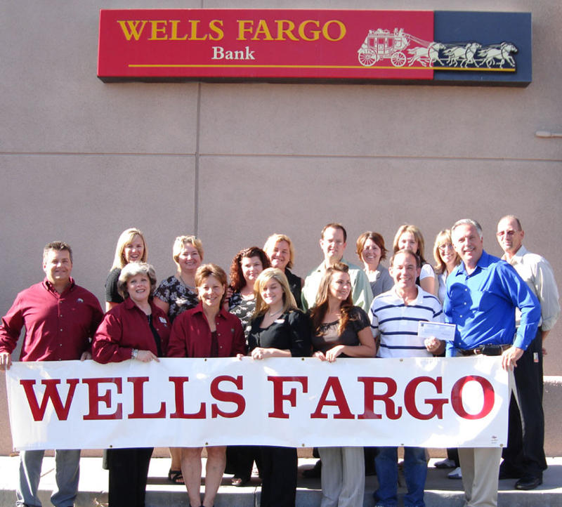 Wells Fargo Donation 2010