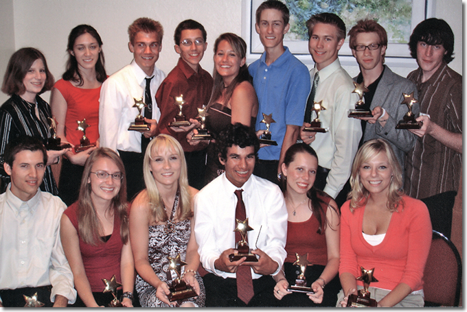2006 Distinguished Students