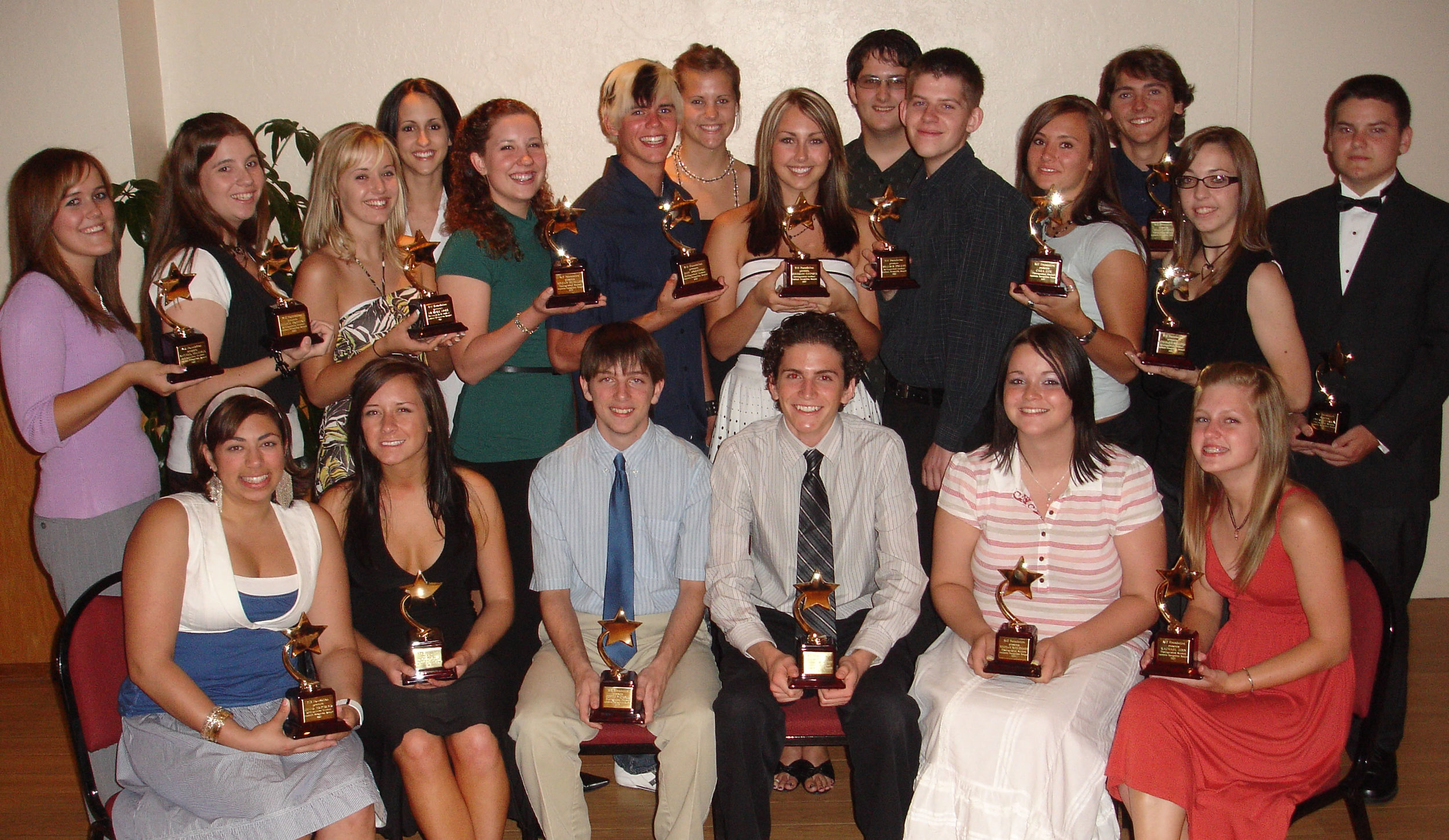 2007 Distinguished Students