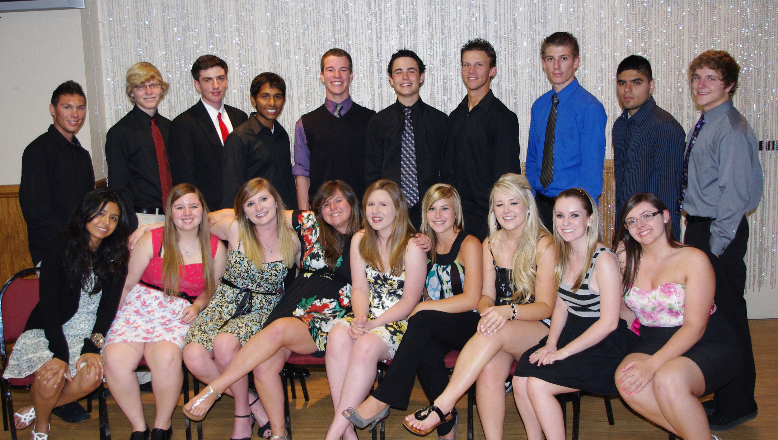 2011 Distinguished Students