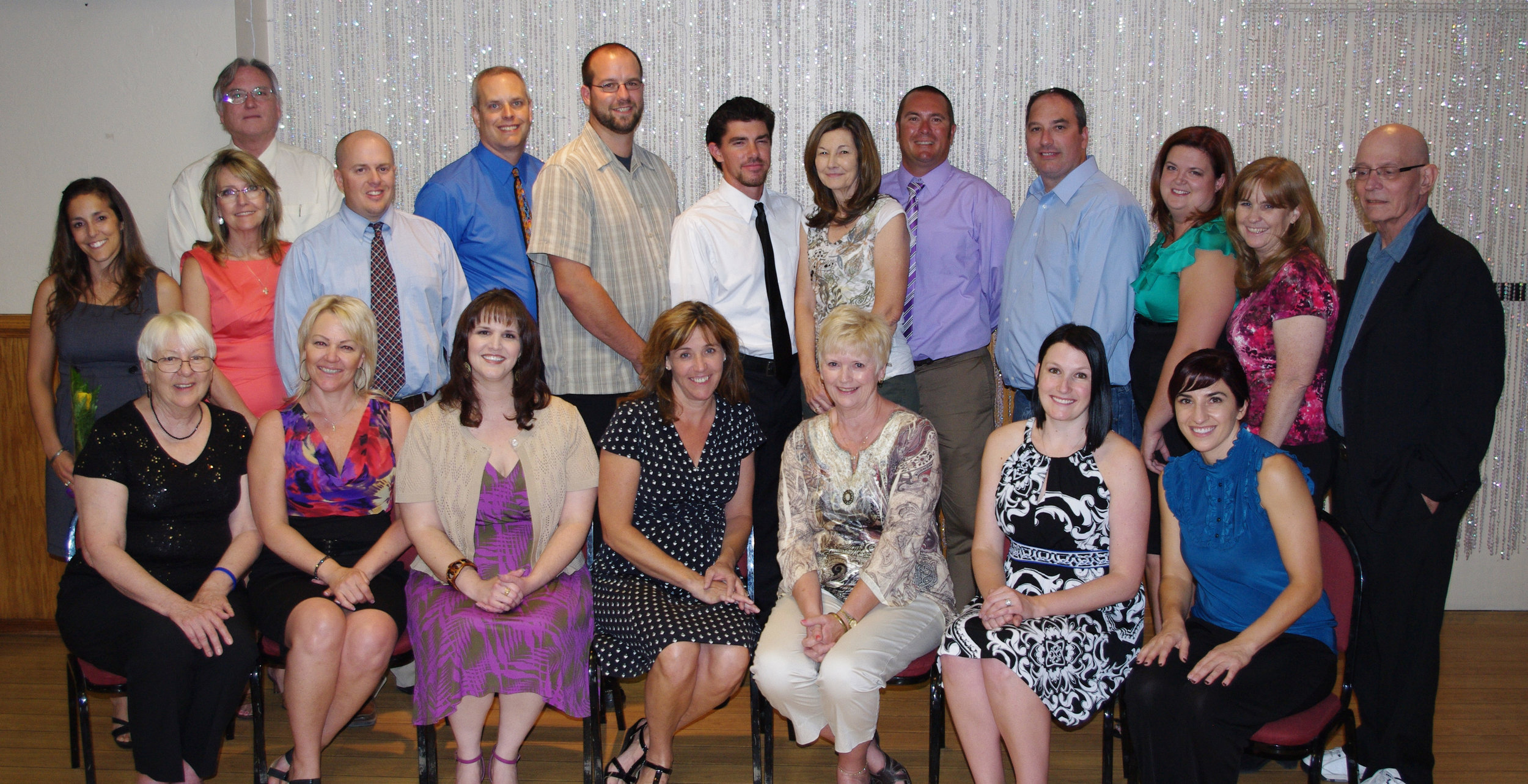 2011 Distinguished Teachers
