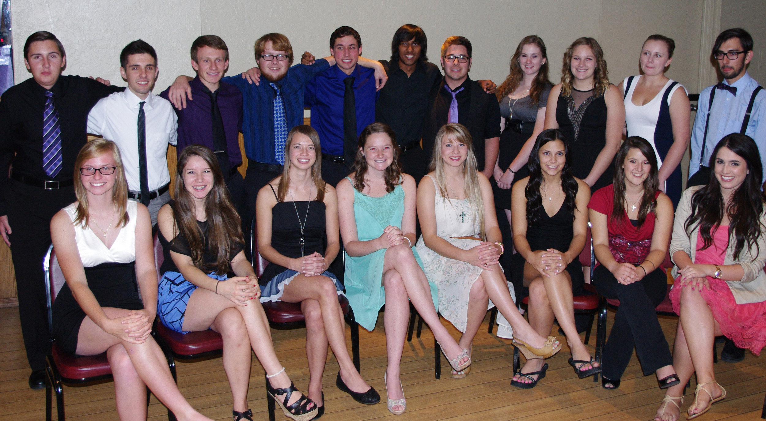 2013 Distinguished Students
