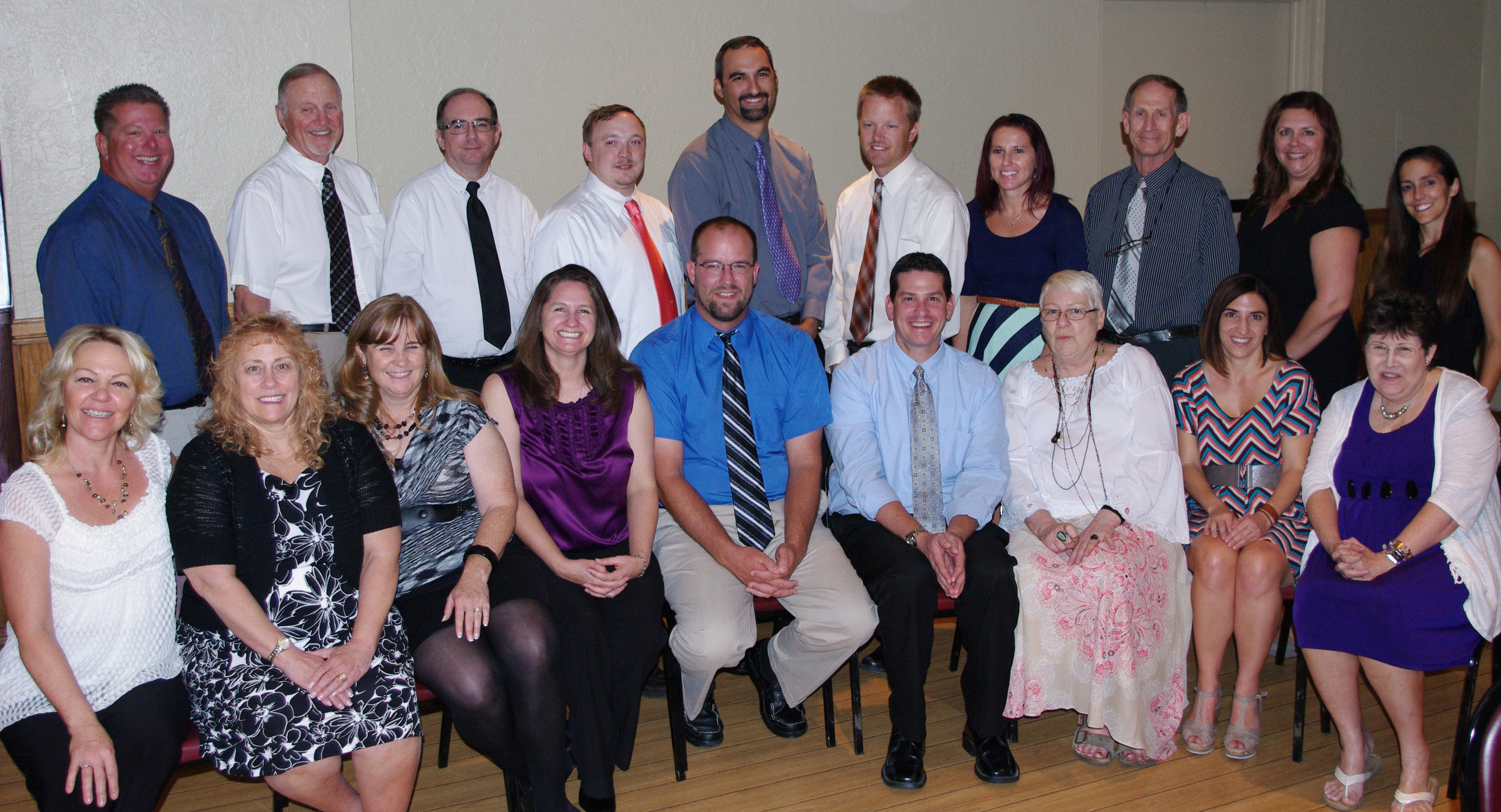 2013 Distinguished Teachers