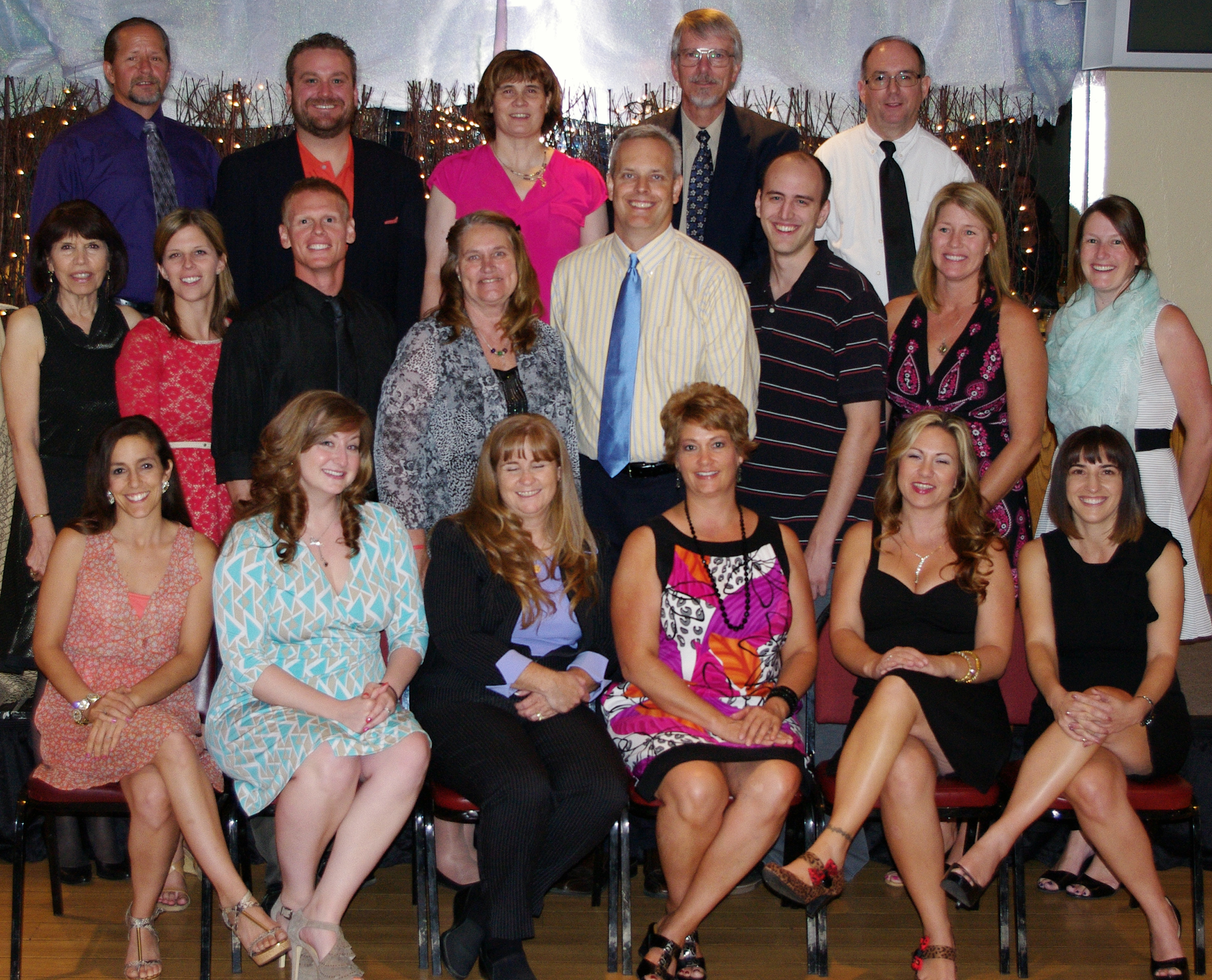 2014 Distinguished Teachers