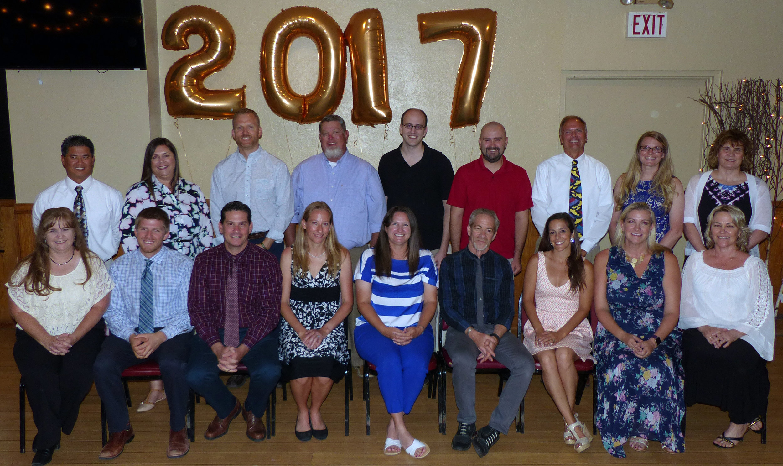 2017 Distinguished Teachers