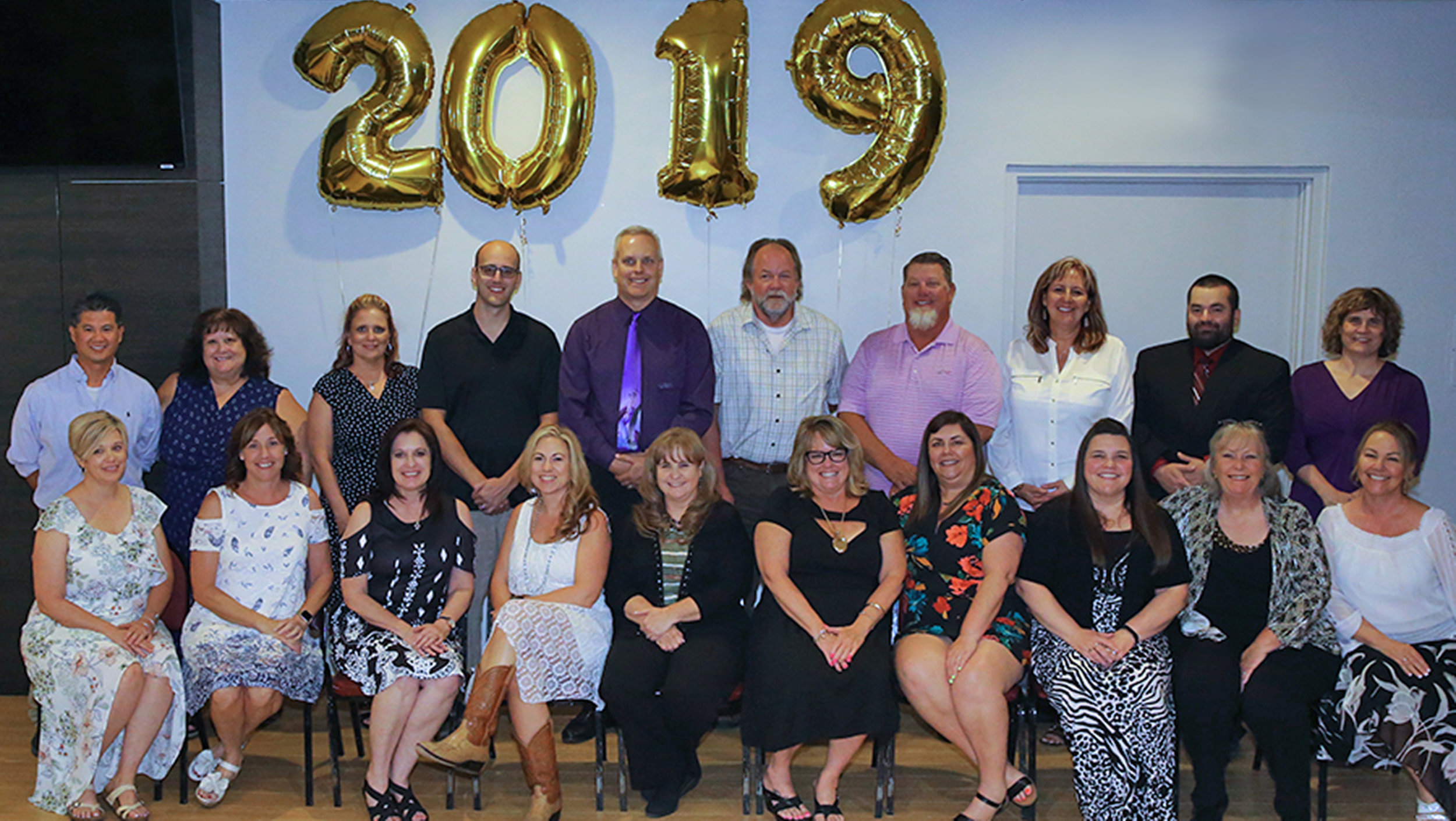 2019 Distinguished Teachers