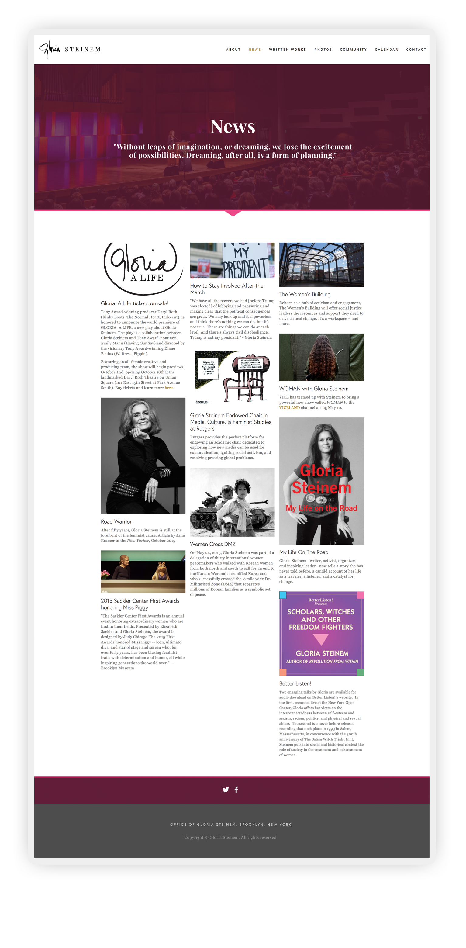 Gloria-Steinem-Website-Design-News.png