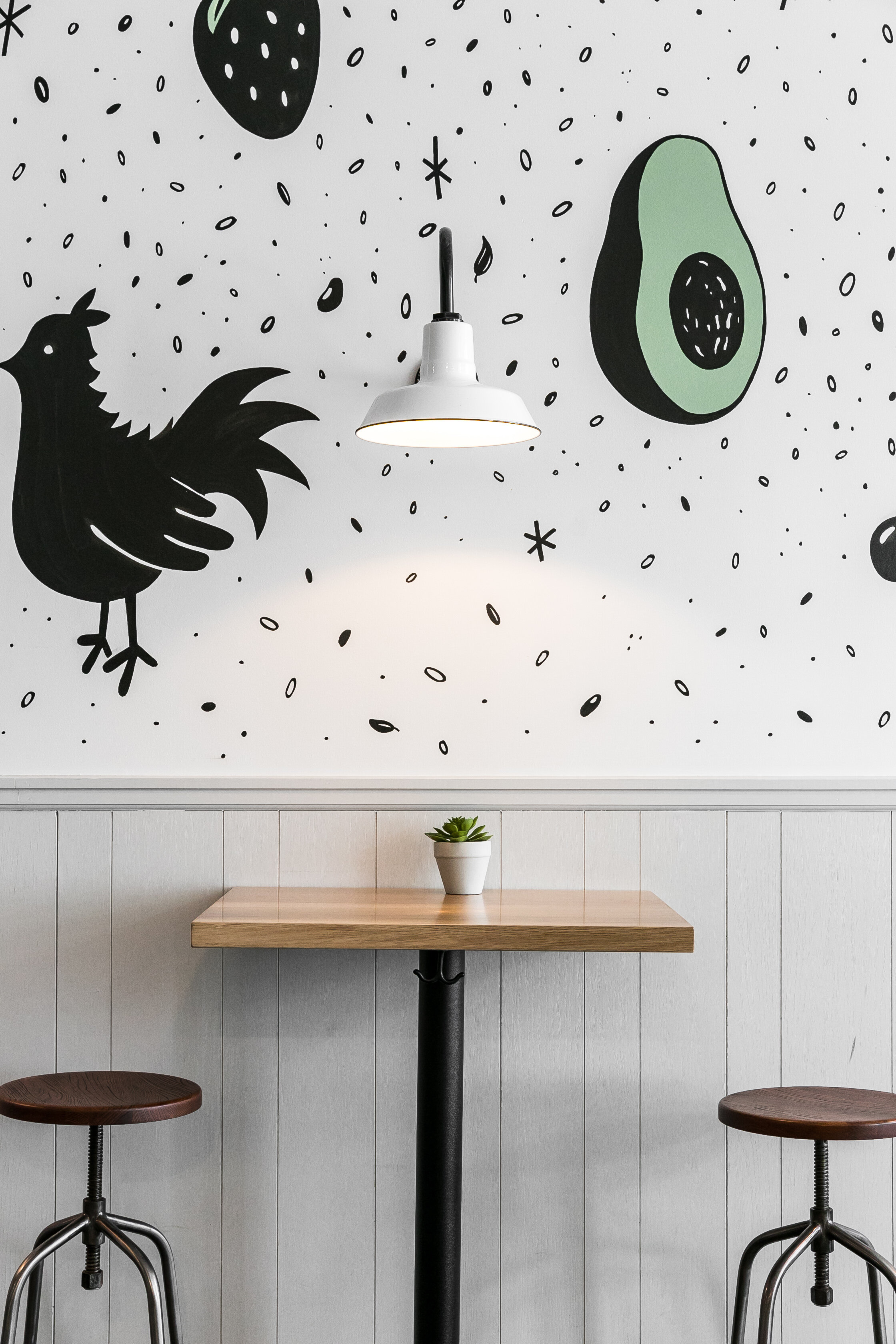 Butterbean Cafe Case Study Branding Web Design Interior Design Studio In Richmond Virginia Campfire Co