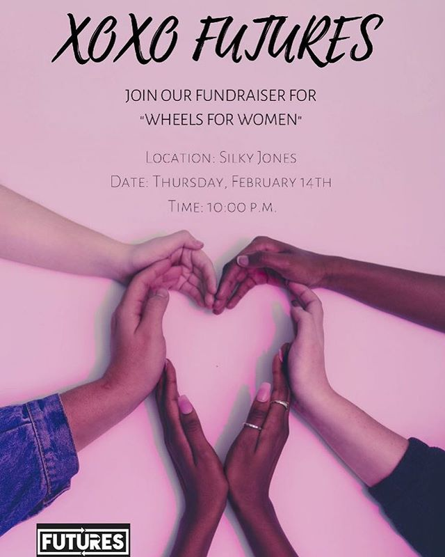 THIS THURSDAY, our first event of the semester! Come through to Silky's this Thursday to raise money for Wheels for Women and network with other orgs on campus.