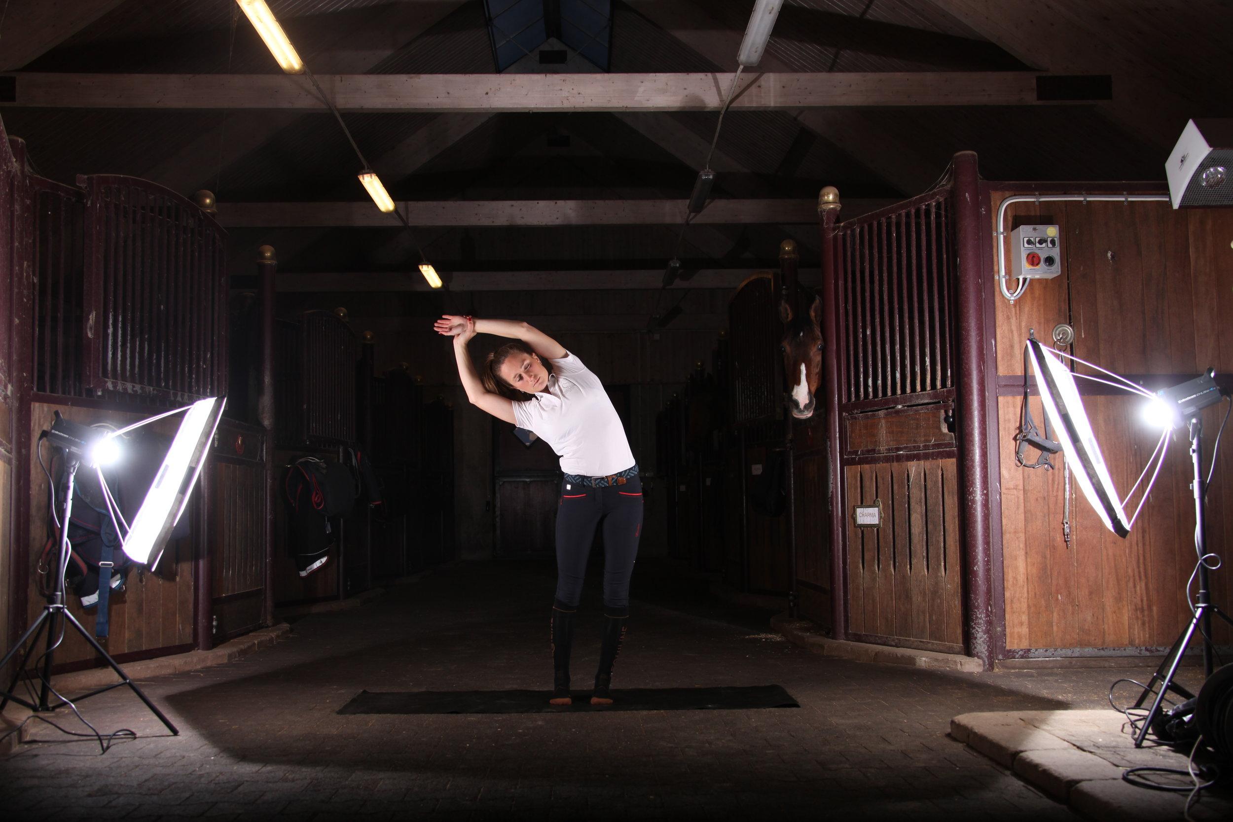 Irma Karlsson - Show Jumping