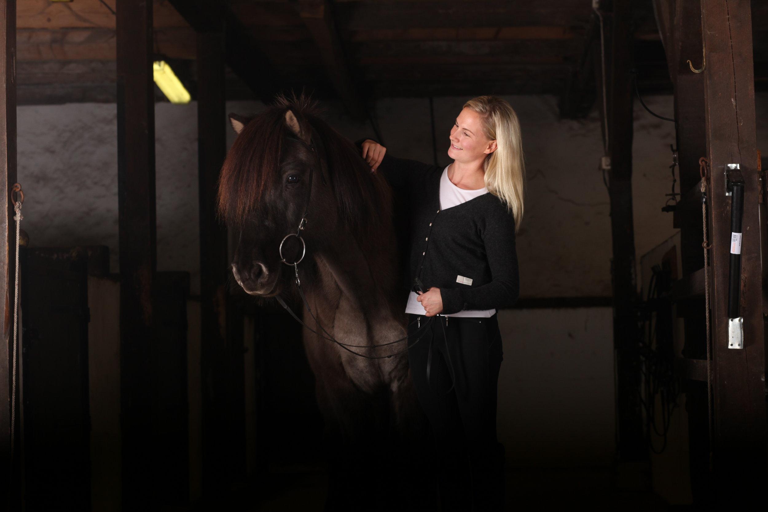 Petronella Davidsson - Icelandic Horses