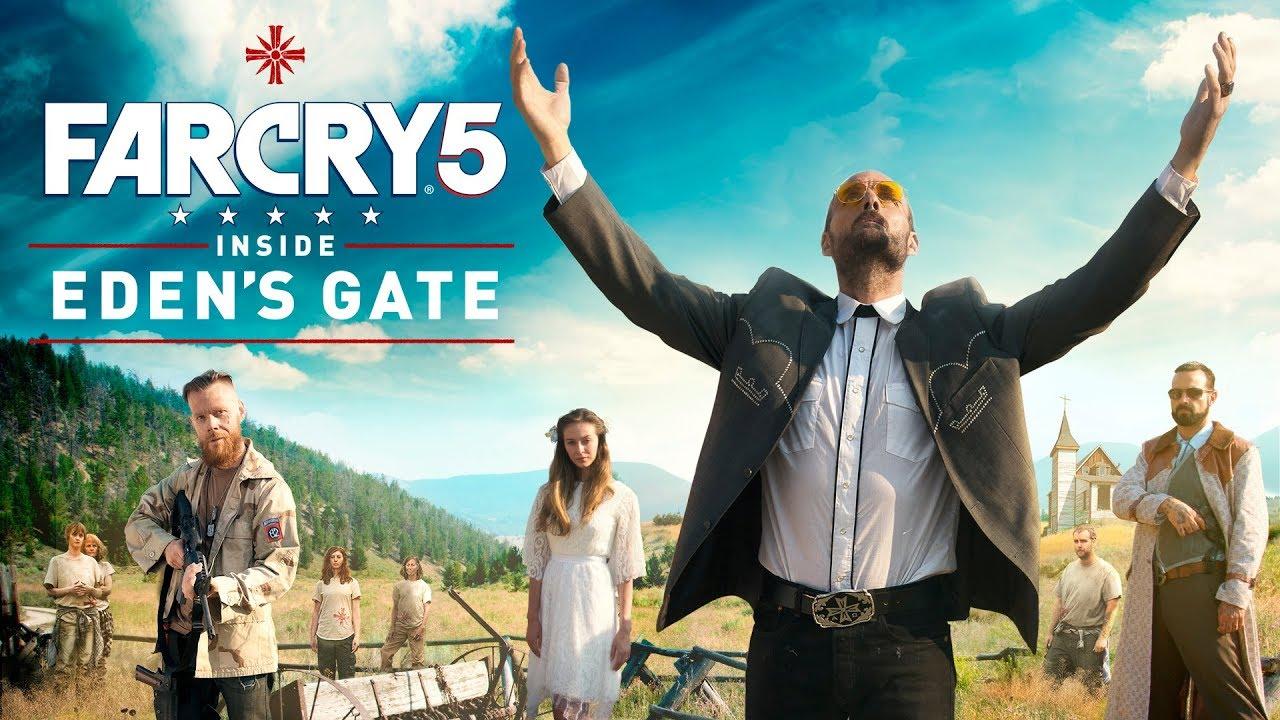 Far Cry 5: Inside Eden's Gate (Boom Operator)