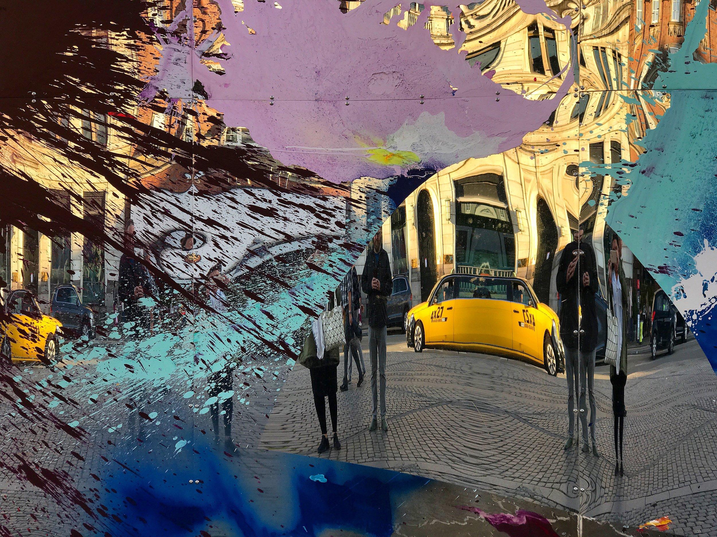 Self portrait, Copenhagen 2017