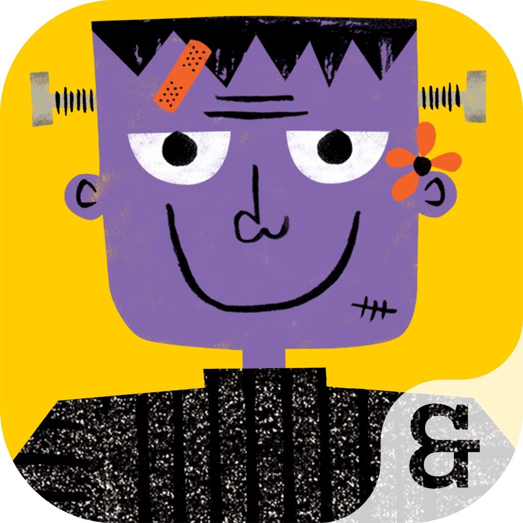 BabyLit Frankenstein Build and Play Icon