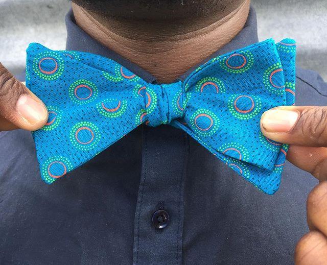 New designs coming soon. What do you think? #madeinlesotho #africanfabric #lesotho #shweshwe  #seshoeshoe #bowtie #palacemarket #frenchmenstreet #neworleans #handmade #bespoke #lesape #africanfashion #southafrican #dapper #style #menstyle #dandy #africa