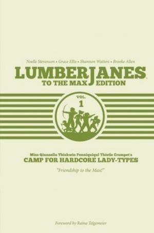 Lumberjanes To The Max Vol 1.jpg