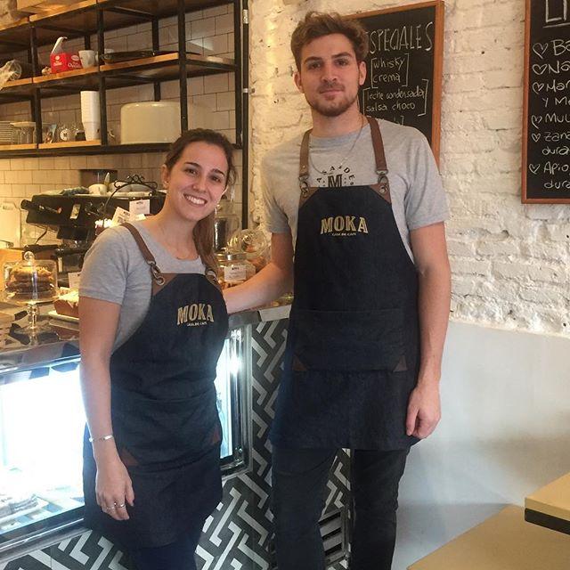 MOKA CAFÉ  Foto: Gentileza de @moka_casa_de_cafe