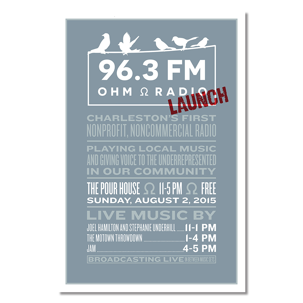 Ohm Radio Launch