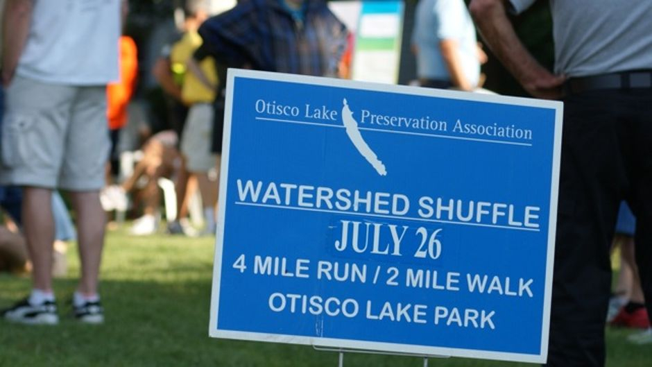 Watershed Shuffle - Sign Up Today Or Become A Sponsor