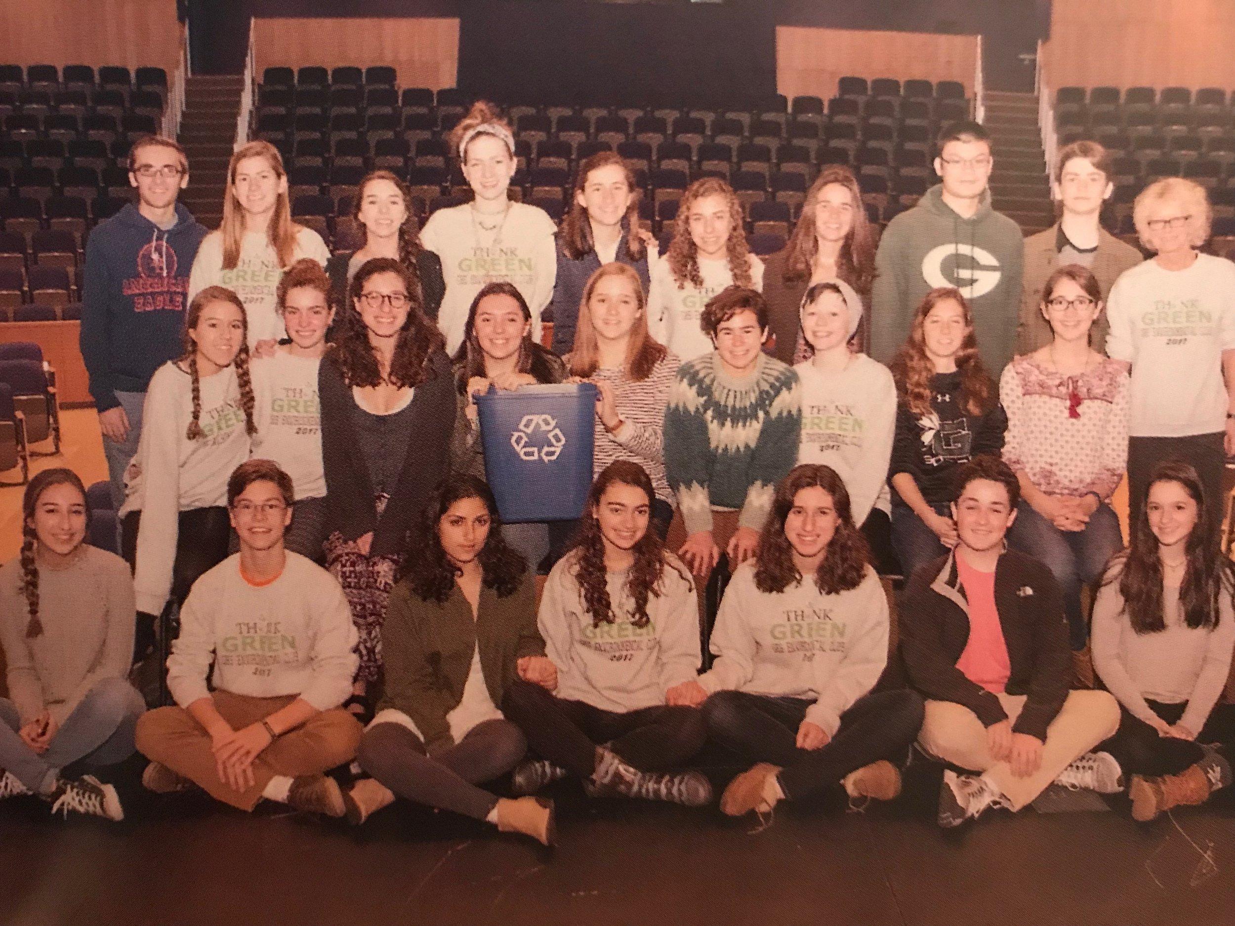 Guilford High School Environmental Club -