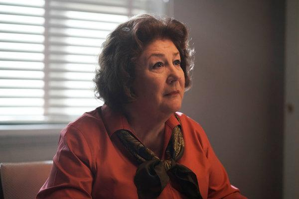 Can you imagine how much fun it would be to write a dialogue scene for Margo Martindale and Idris Elba. Well, why not try?