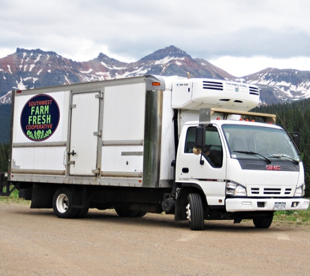 Capable Team - We have the experience, equipment, and enthusiasm to get your order from the field to your door in prime condition. We are capable and ready to deliver local to your table.