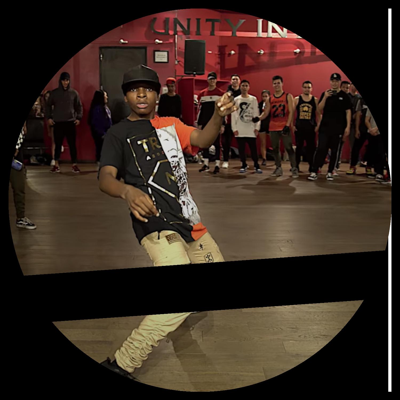 Big Will Simmons Choreography