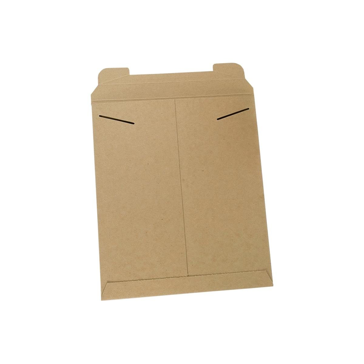 Sturdy envelope for transit or shipping.