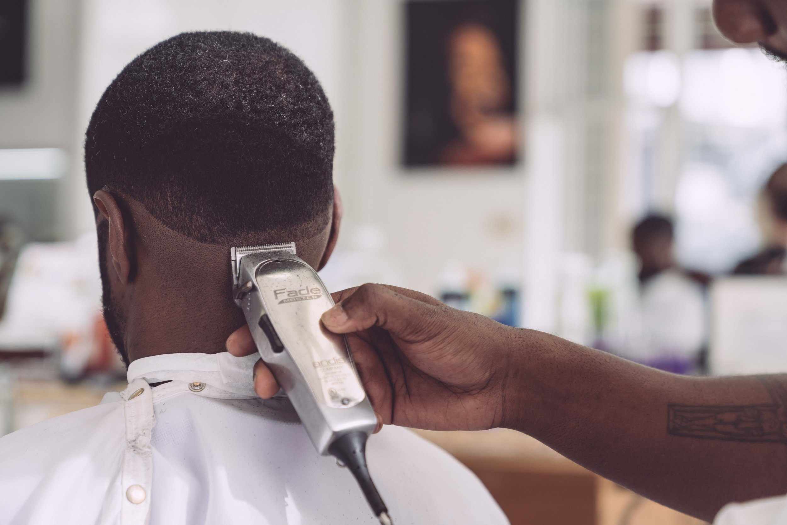Having a clean hair cut can instantly enhance your look, but most importantly your self-confidence!