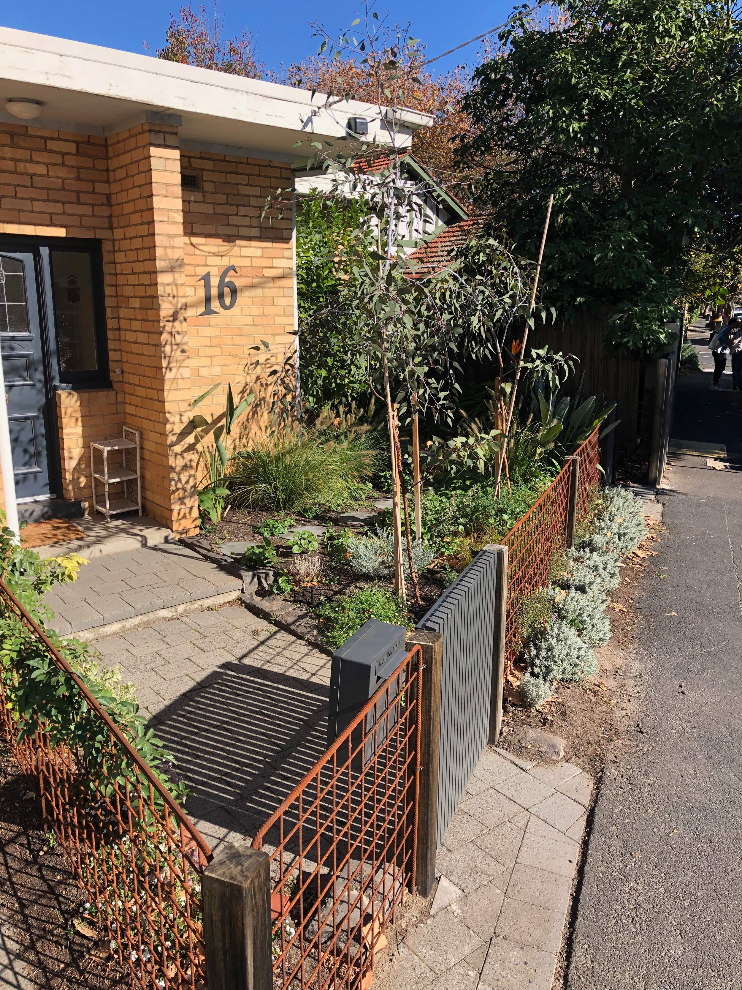 Elwood Garden - After