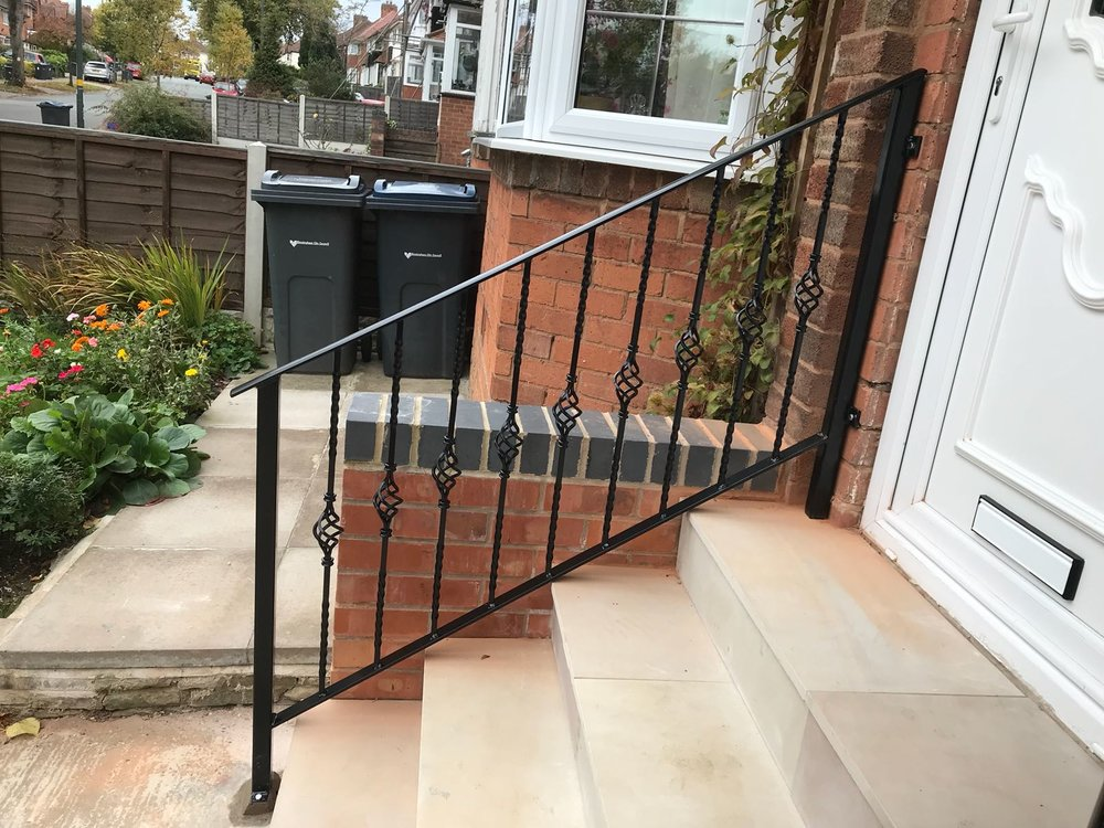Fence Stairs