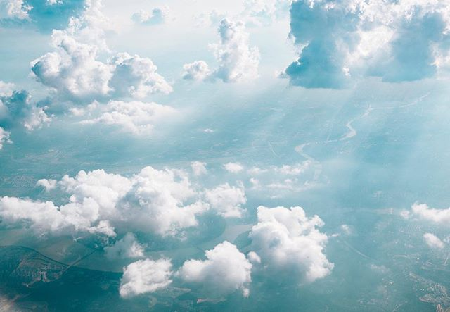 in the sky . EastTibet . 2017  #travel #trip#sigma50mmart #vsco #kodakportra160 #sky