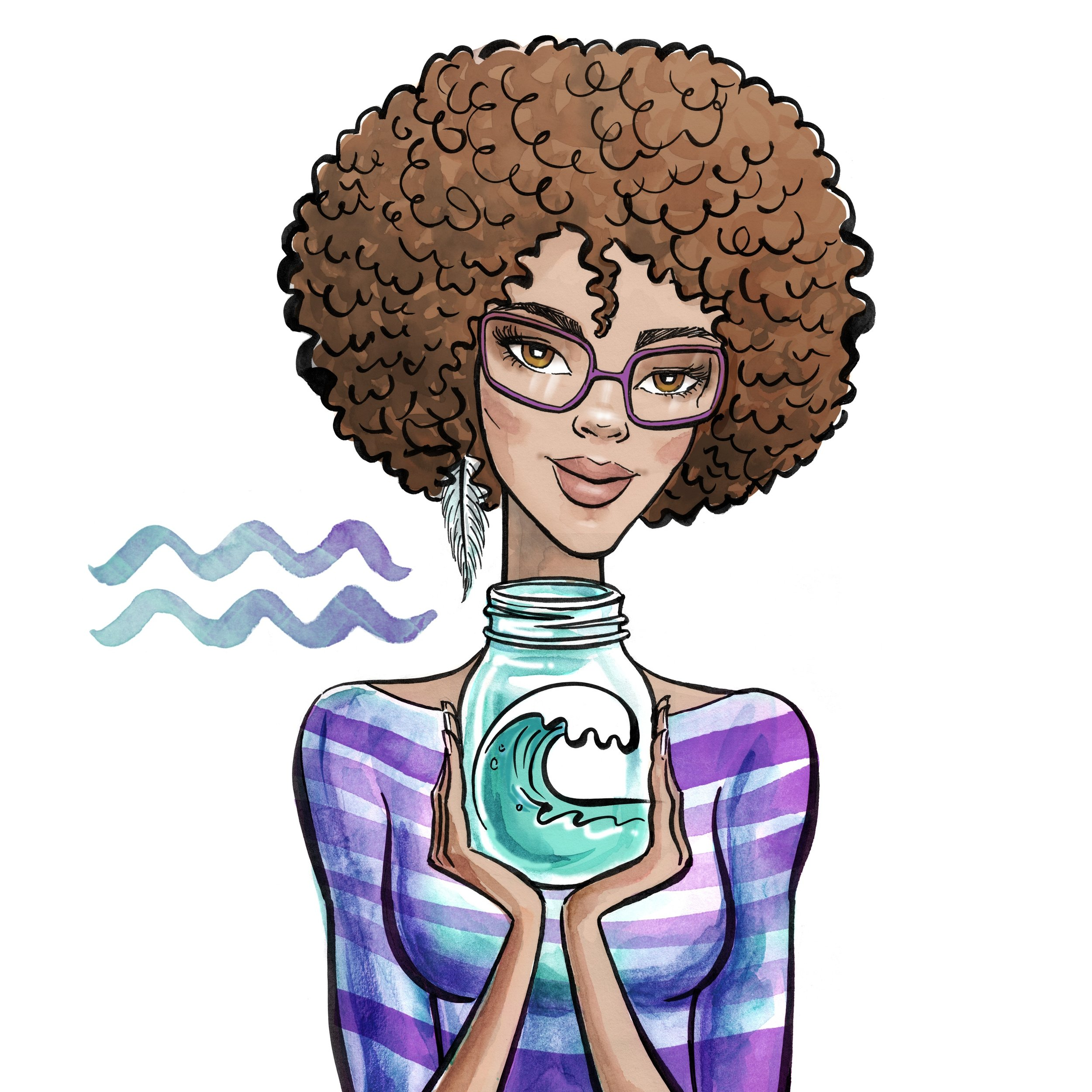Aquarius 2019 Yearly Horoscope Summary       Good fortune and expansion:   Goals, Friendships, Work, Health, Daily Routines    Change, Hard Work, Re-Evaluation:   Mental Health, Outdated thinking, Toxic People
