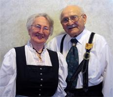 Reinhold & Rosemarie Rock