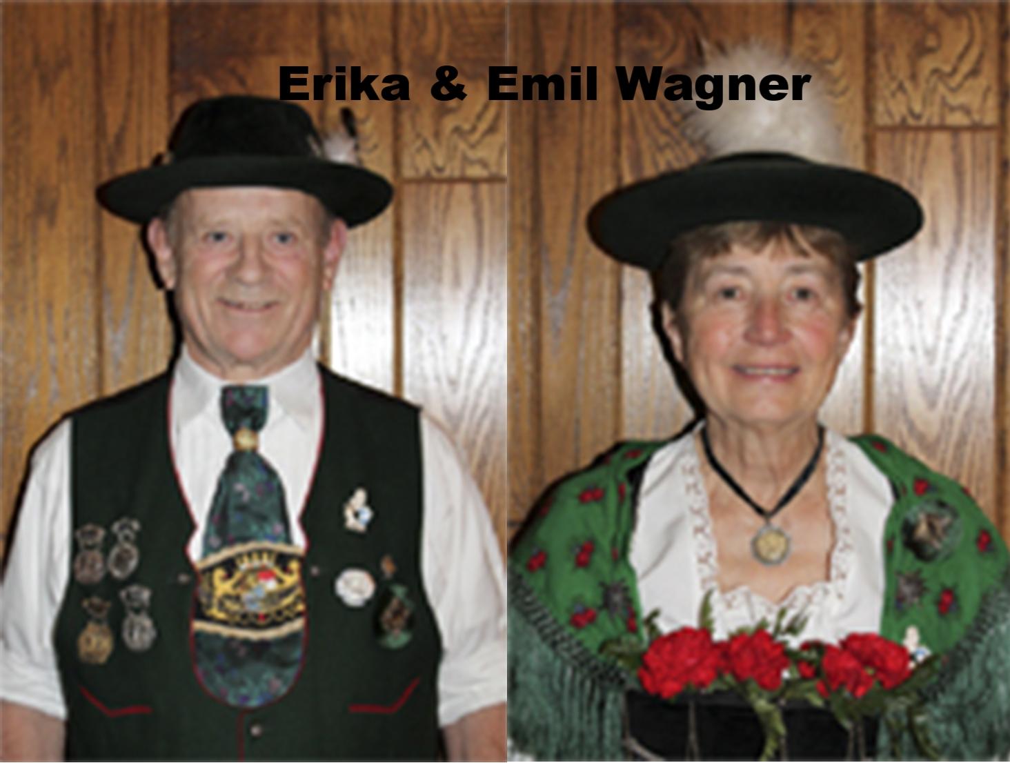 Emil & Erika Wagner
