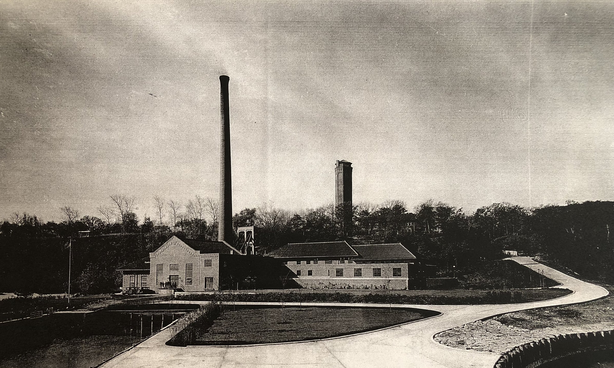 1900 - The Village's Electric Plant Begins Operation -