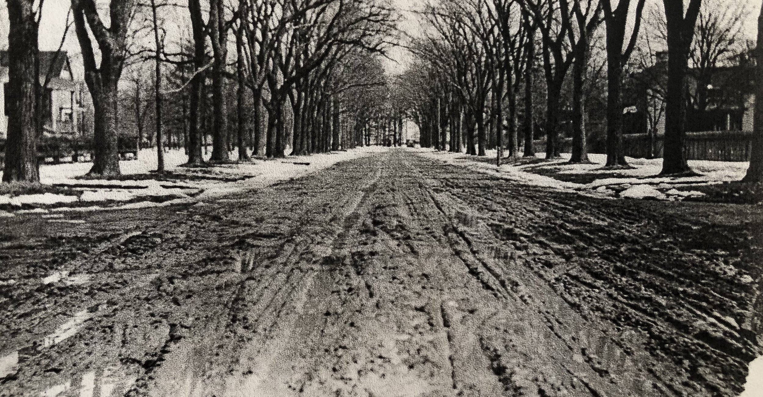"""WInnetka streets were no-bottom streets during wet weather… -"