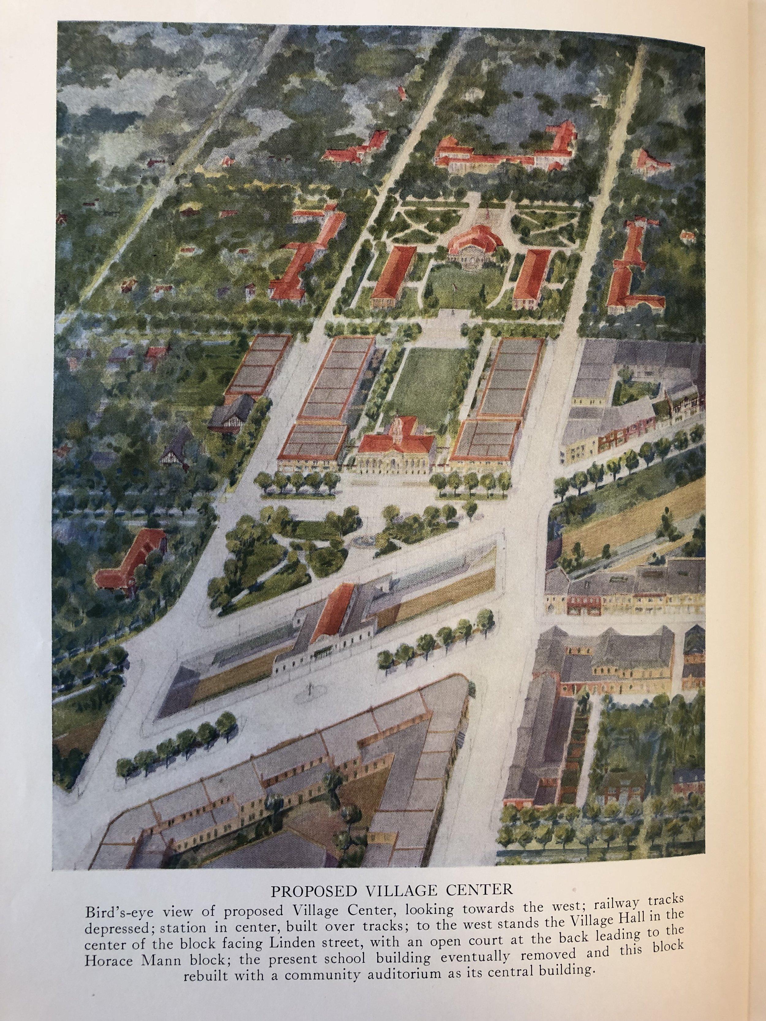 Plan of Winnetka Proposed Village Center.jpg
