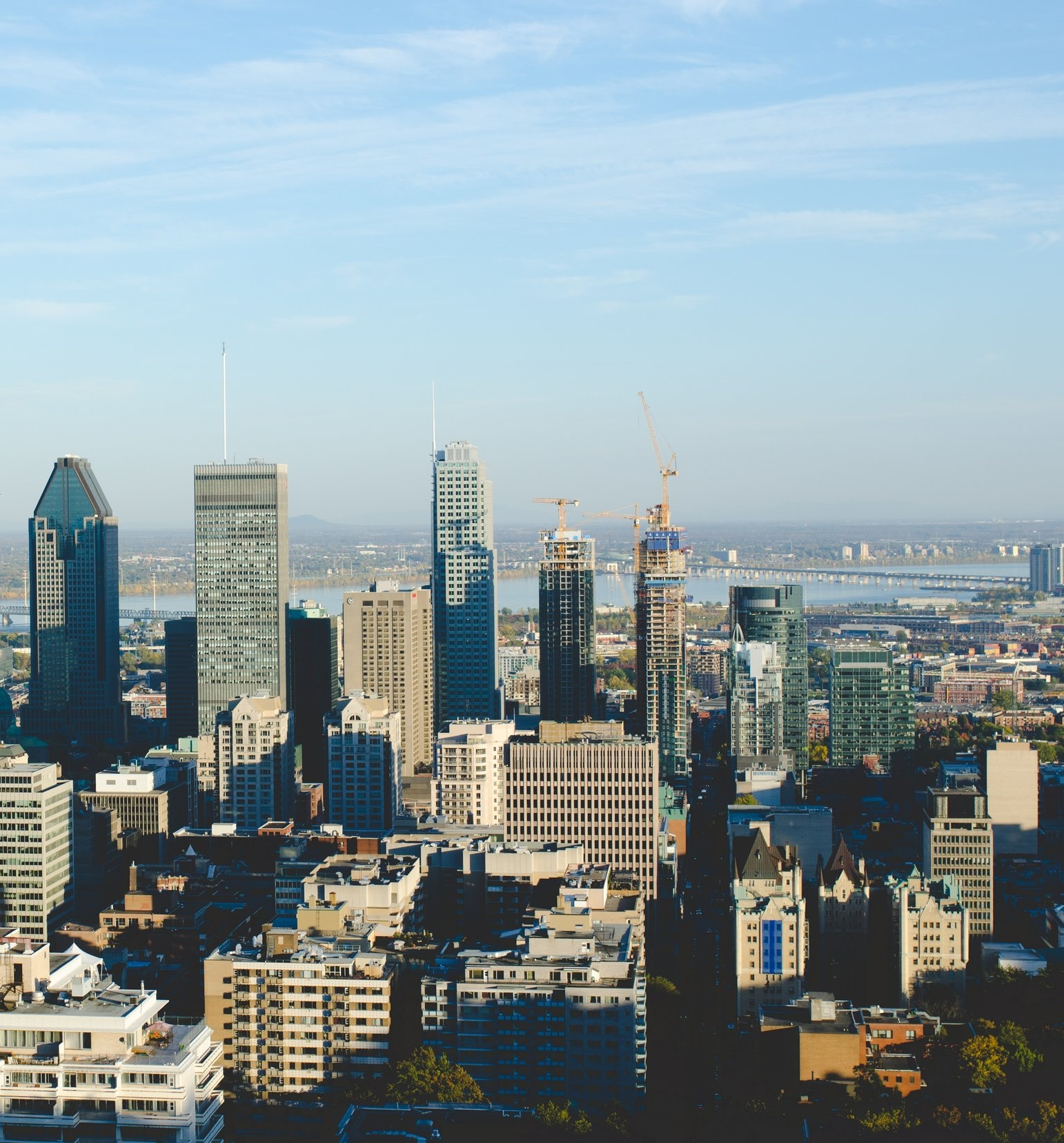Vision - A sustainable and world class entrepreneurial ecosystem powering the knowledge economy and nurturing a pipeline of high-growth companies to help Montreal compete on the global stage.