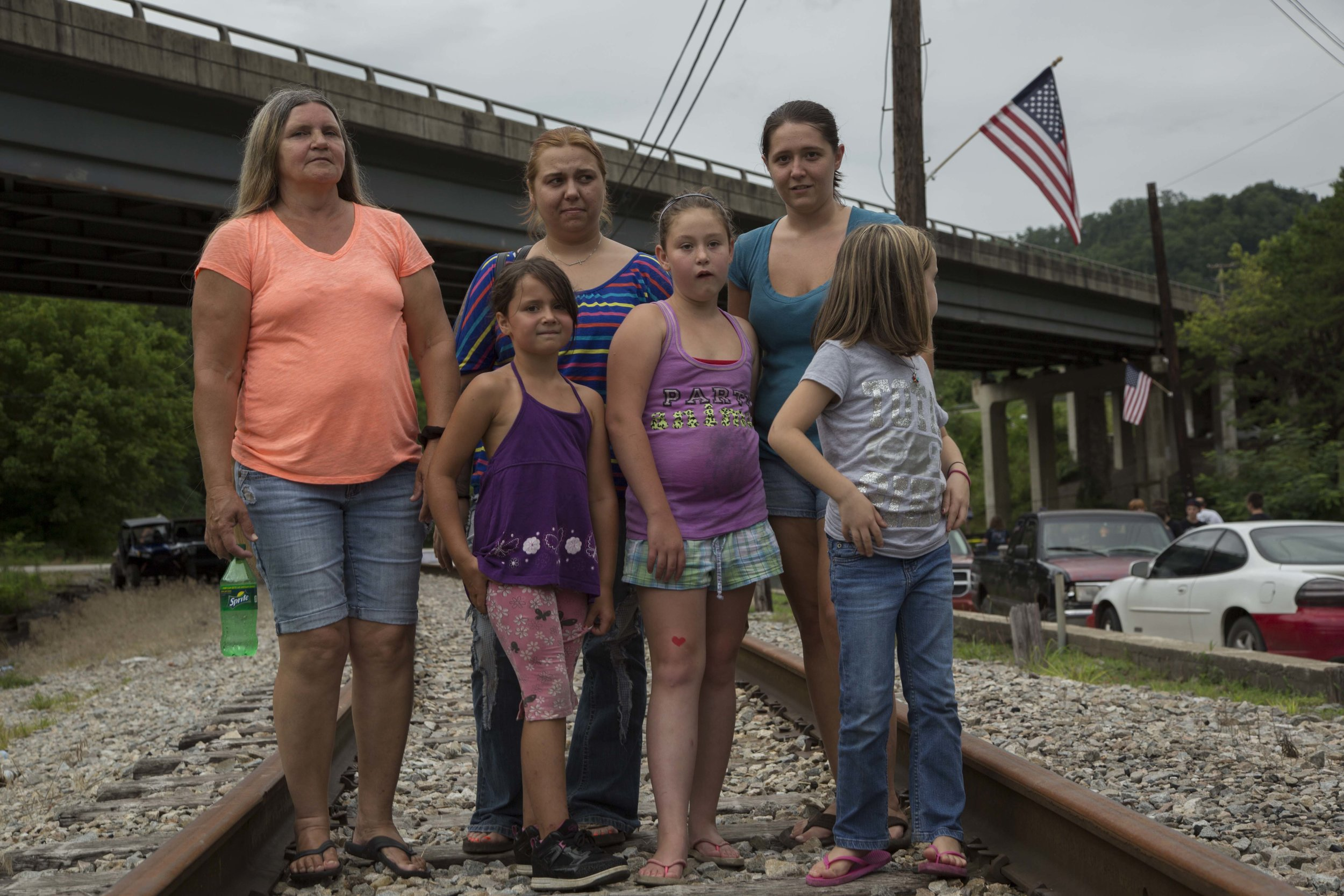 Vicco, Kentucky (July 4th, 2013)