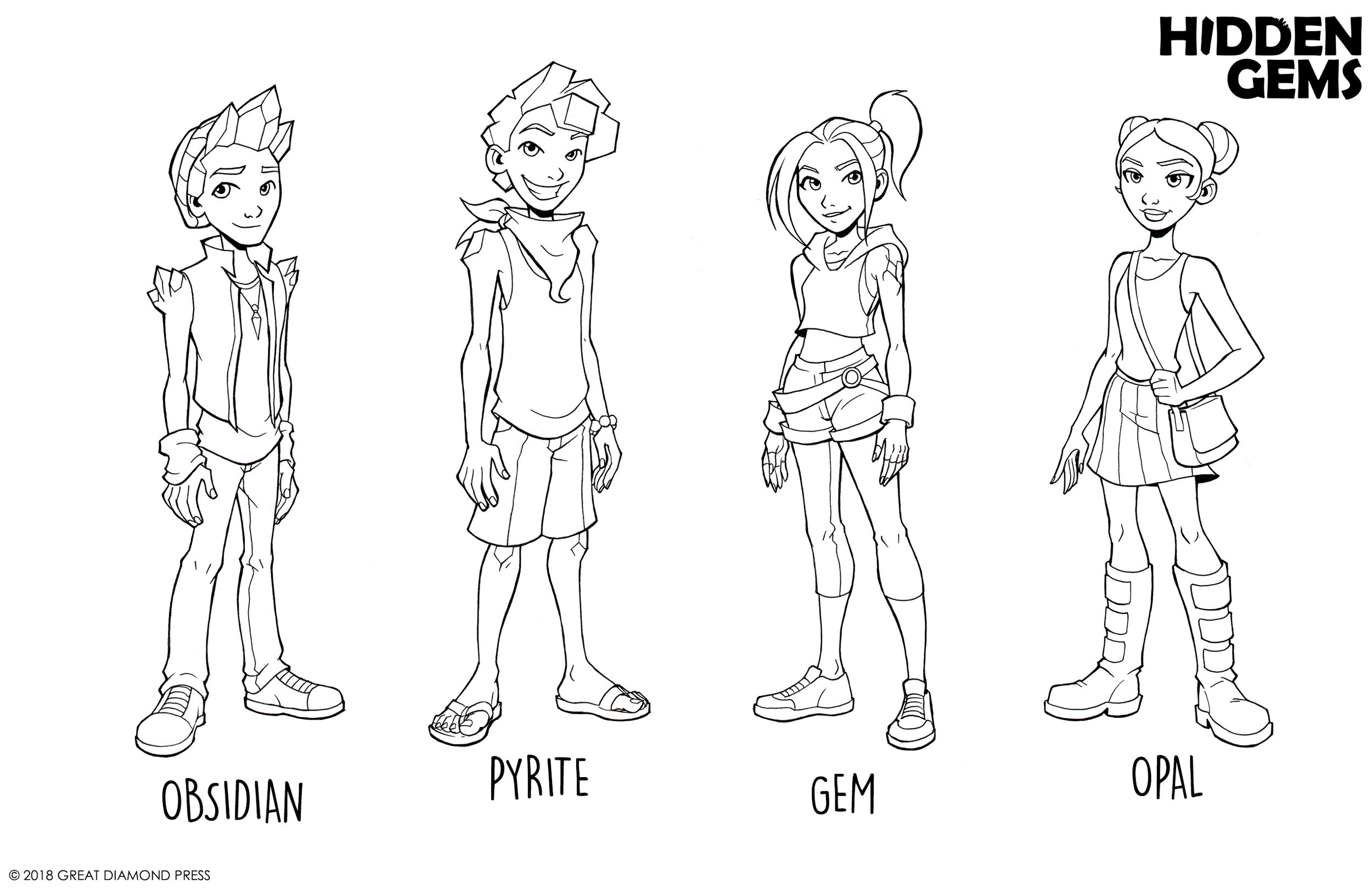 Illustrations by Joel Sigua