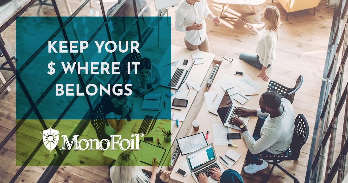 MonoFoil Professional application services