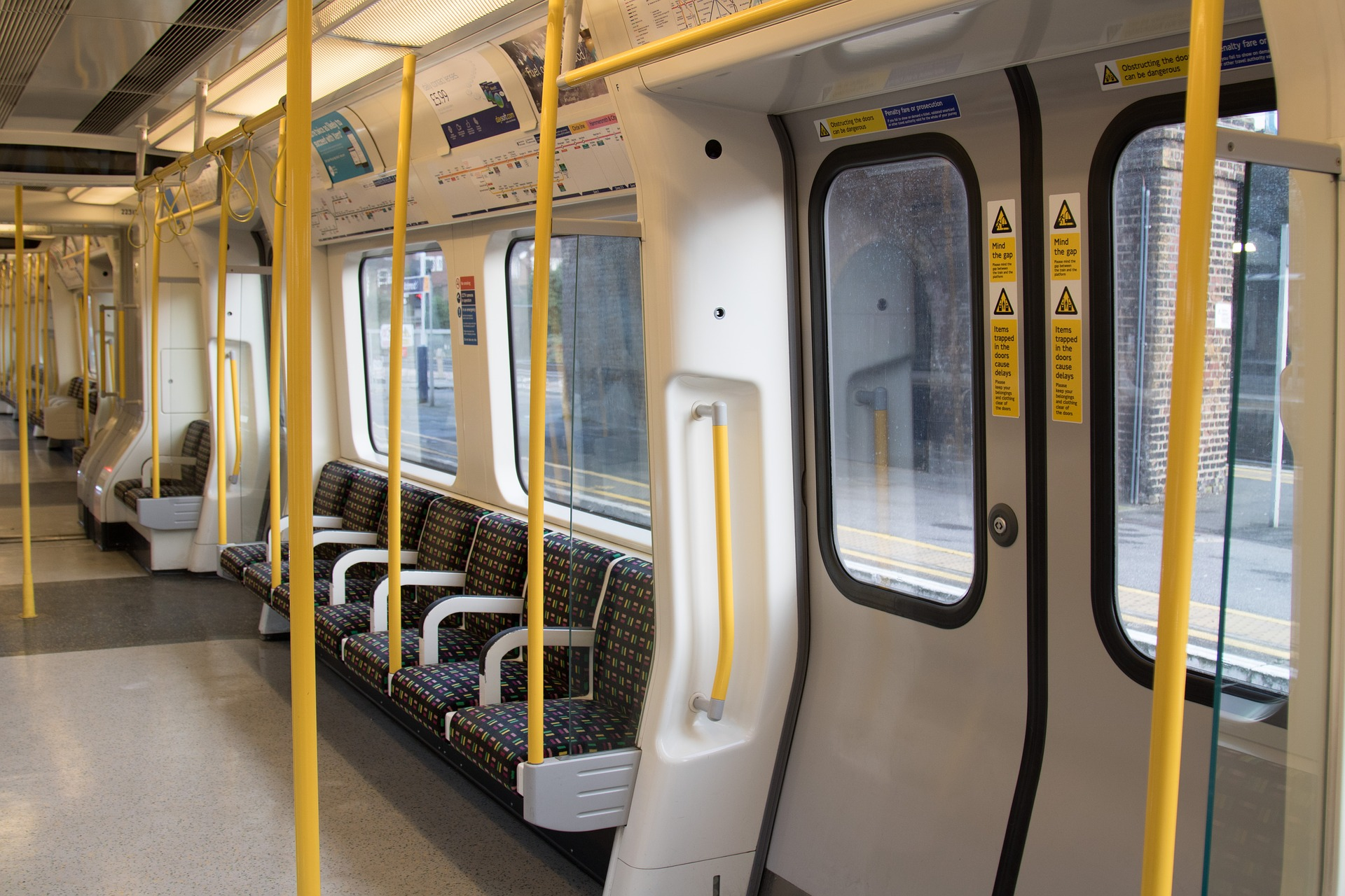 Solving The Cleanliness Problem for Public Transportation   See Our Products